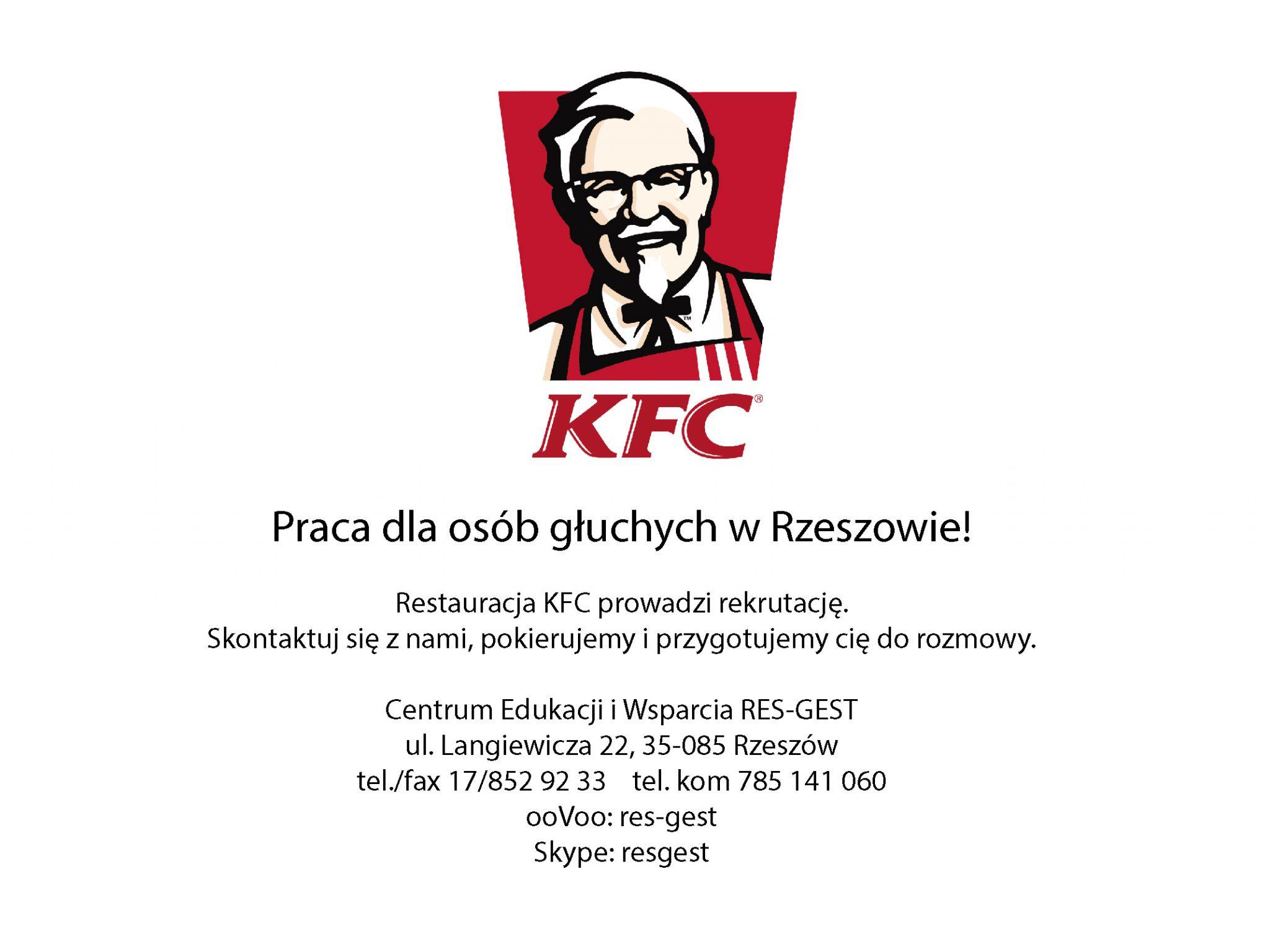 Praca dla osób głuchych w Rzeszowie!