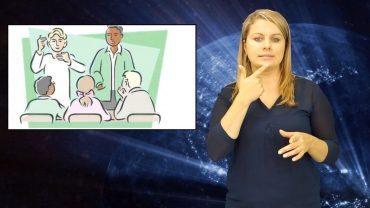 Trudności językowe i komunikacyjne osób niesłyszących