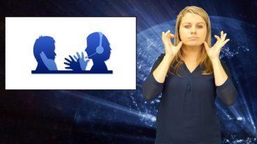 Ułatwienia i wsparcie dla osób niesłyszących