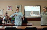 Nasi tłumacze pomagają głuchym w szkole dla Głuchych w Kielcach