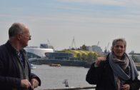 Zwiedzanie Hamburga (Niemcy) – ERASMUS+ (zdjęcia)