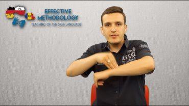 Efektywne metodyki nauczania języka migowego