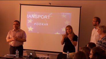 Międzynarodowe seminarium – metody edukacji w zakresie Polskiego Języka Migowego
