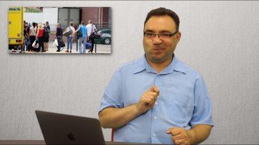 Pracujący w Polsce Ukraińcy chcą podwyżek
