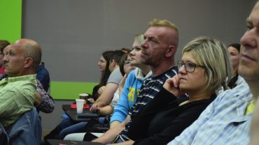 Spotkanie z Głuchymi w Krakowie