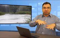 Świętokrzyskie: przekroczone stany ostrzegawcze na trzech rzekach