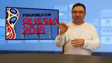 • Jesz? – schowaj telefon •  Zabraknie jaj w sklepach? • Zamachy na Mistrzostwach Świata w Rosji? •  Problem bezdomnych w Berlinie