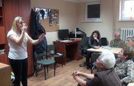Spotkanie informacyjne projektu KOMPETENCJE CYFROWE BEZ OGRANICZEŃ w Jarosławiu