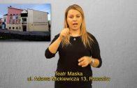 Zapraszamy na warsztaty teatralne Maska w Rzeszowie – 14.10.2017