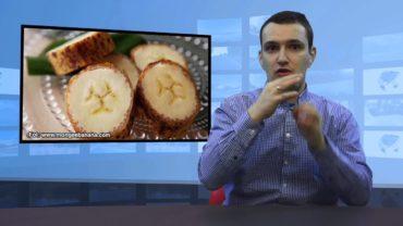 Banan z jadalną skórką?