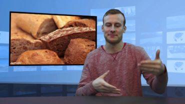 Chleb droższy o 20 groszy