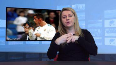 Zakrwawiony Ronaldo i SELFIE
