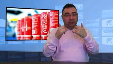Coca-cola doda do puszki wódkę