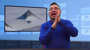Czy na Antarktydzie są piramidy?
