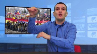 Rumunia i Mołdawia razem 1 państwo?