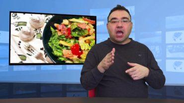 Sałatka rzymska – jak przygotować?