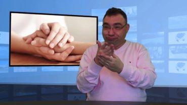 Trzymanie za ręce zmniejsza ból