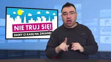 W Łodzi dofinansowują wymianę pieca