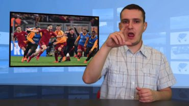 Liga Mistrzów: Sensacja w Rzymie!