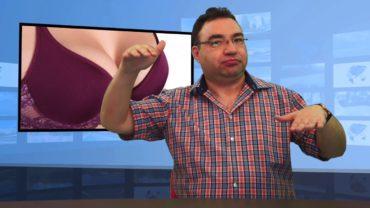 Patrzenie na piersi wydłuża życie mężczyzn