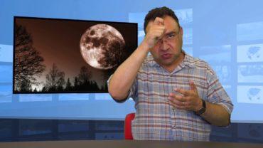 Źle spałeś? – to przez pełnię księżyca