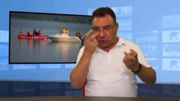 16 latek utonął w Miedwie