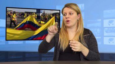 Kolumbijczycy pokazali wielką klasę. Pocieszali małego fana Polski