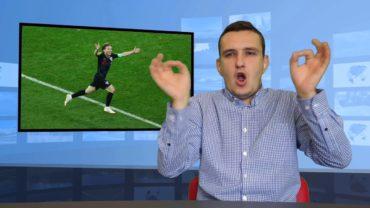 Mundial 2018: Chorwacja zmiażdżyła Argentynę!