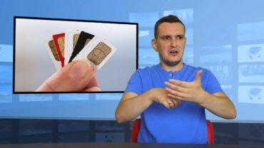 Uwaga: podrabiają karty SIM!