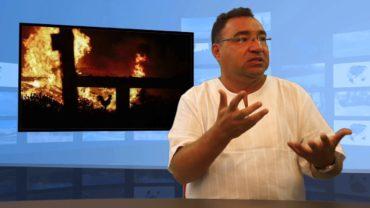 W Grecji pożary zabijają ludzi