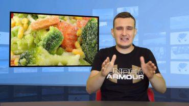 Biedronka: mrożone warzywa zawierają bakterie