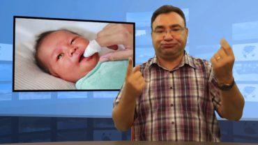 Dziecko urodziło się z zębem?