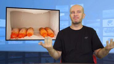 Jak przechowywać produkty w zamrażarce?