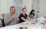 Jak uczymy – Rumuńskiego Języka Migowego na Uniwersytecie w Bukareszcie