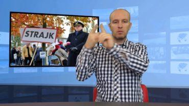 """Strajk pracowników linii """"LOT"""""""