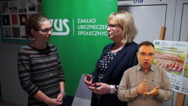 Wywiad z pracownikiem Zakładu Ubezpieczeń Społecznych w Rzeszowie