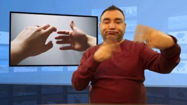 Zmiany w ustawie o języku migowym czekają w Sejmie