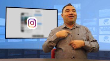 Instagram ułatwia niewidomym