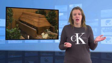 Na pogrzebie słychać dźwięki z trumny?