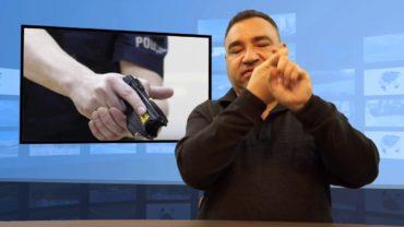 Policjanci za użycie paralizatora zostali skazani