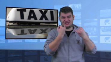 Taksówkarz zaatakował klienta gazem