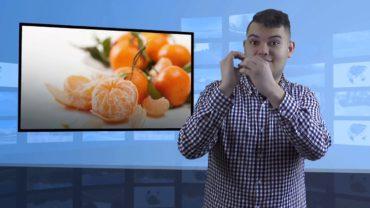 Zdrowotne właściwości mandarynek