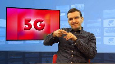 Operacja chirurgiczna przy użyciu sieci 5G