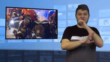 Pożar na Mazowszu