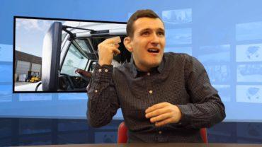 Proszę o kontakt z osobą niesłyszącą, która pracuje jako zawodowy kierowca