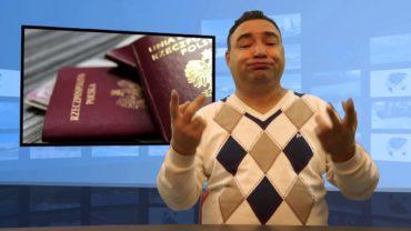 Wyciekły paszporty ok. 3500 osób