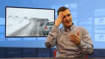 Zasady jazdy po śniegu
