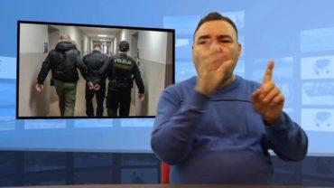 Złodziej rzucił pieniędzmi w policjantów