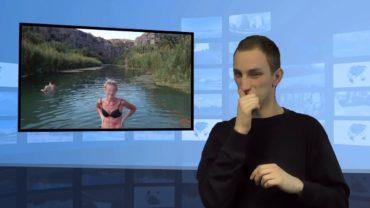Znalazł aparat w wodzie i poszukuje właścicielki