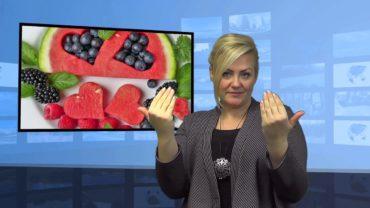 Jedz owoce i warzywa, poprawisz swój nastrój!